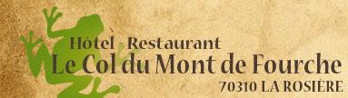 Le Col du Mont de Fourche